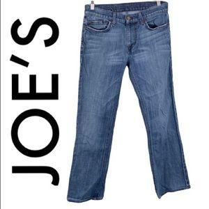 JOE'S MEN'S ROCKER FIT BLUE JEANS SIZE 32